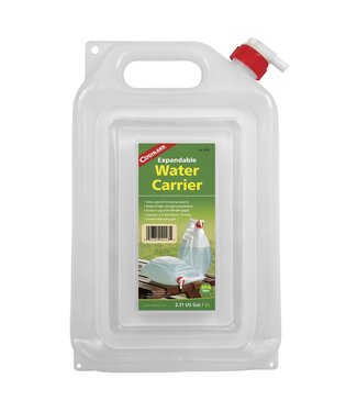 Coghlan's Coghlan's Expandable Water Carrier (9 3/4'' X 16'' X 2 1/4'')