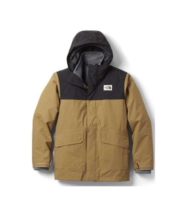 The North Face TNF Boys' Gordon Lyons Triclimate