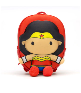 Justice League Kid's Back Pack Premium Poly Edition