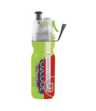 O2Cool O2Cool Arctic Squeeze Single Wall Mist' N Sip With Lock & MT