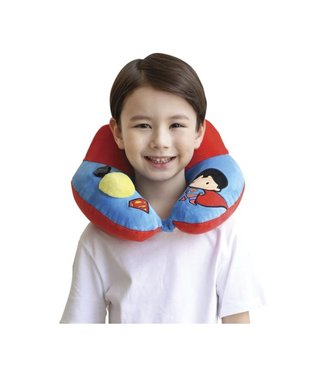 Justice League Kid's 3D Pump Pillow