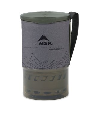 MSR MSR WindBoiler Pot