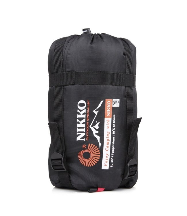 Nikko Nikko Envelope Silk Hollow Fibre Sleeping Bag P400