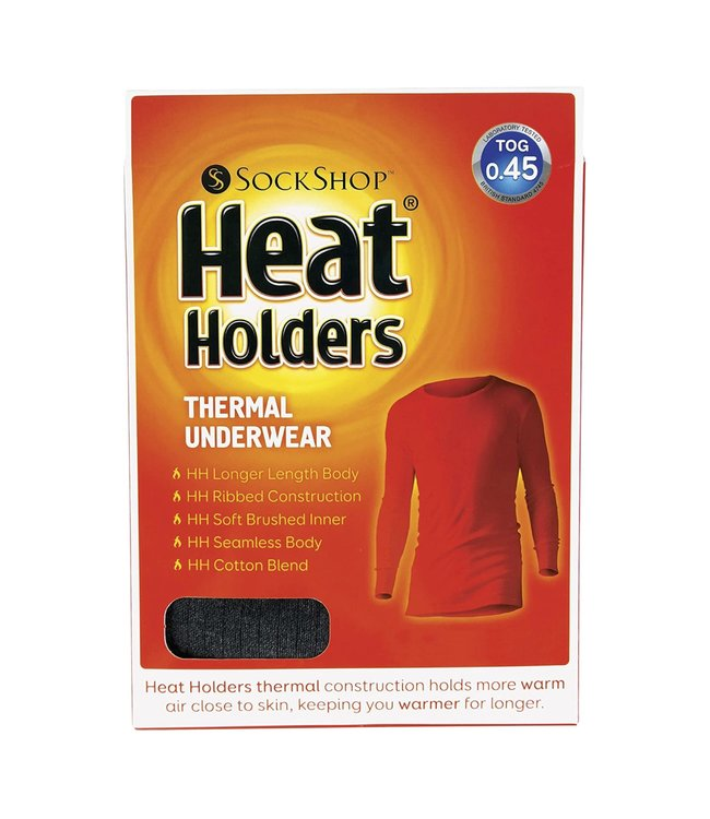 Heat Holders Heat Holders Men's Long Sleeve Vest