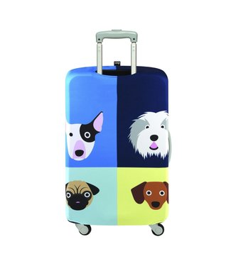 "LOQI LOQI Artist Luggage Cover Medium (22""-26"")"