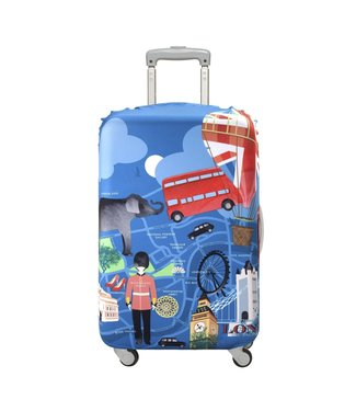 "LOQI LOQI Urban Luggage Cover Medium (22""-26"")"