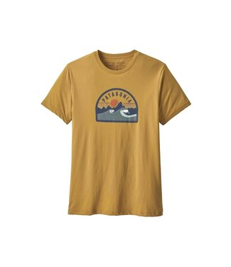 Patagonia Patagonia Men's Boardie Badge Organic T-Shirt