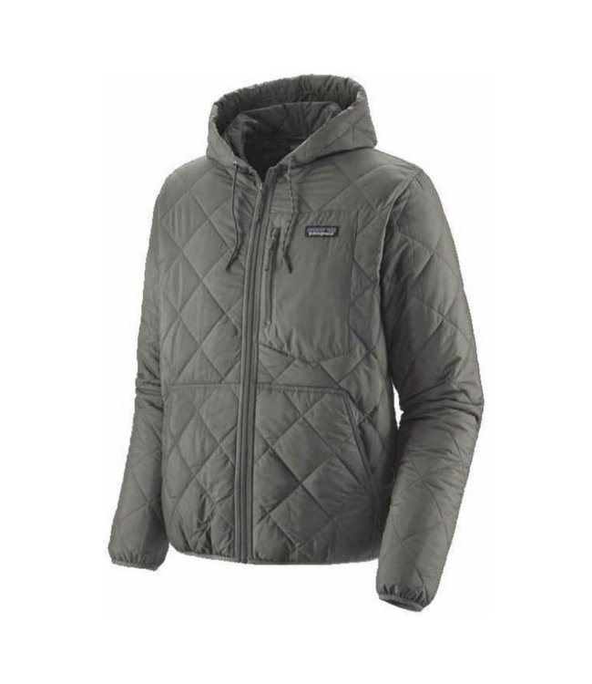 Patagonia Men S Diamond Quilted Bomber Hoody Outdoor