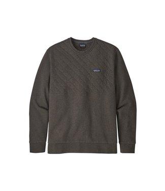 Patagonia Patagonia Men's Organic Cotton Quilt Crewneck Sweatshirt