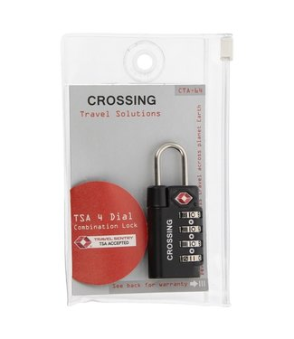 Crossing TSA 4 Dial Lock