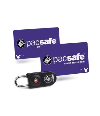Pacsafe Pacsafe TSA Approved Key Card Lock