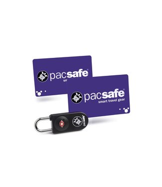 Pacsafe Pacsafe PRS 750 TSA Key Card Lock