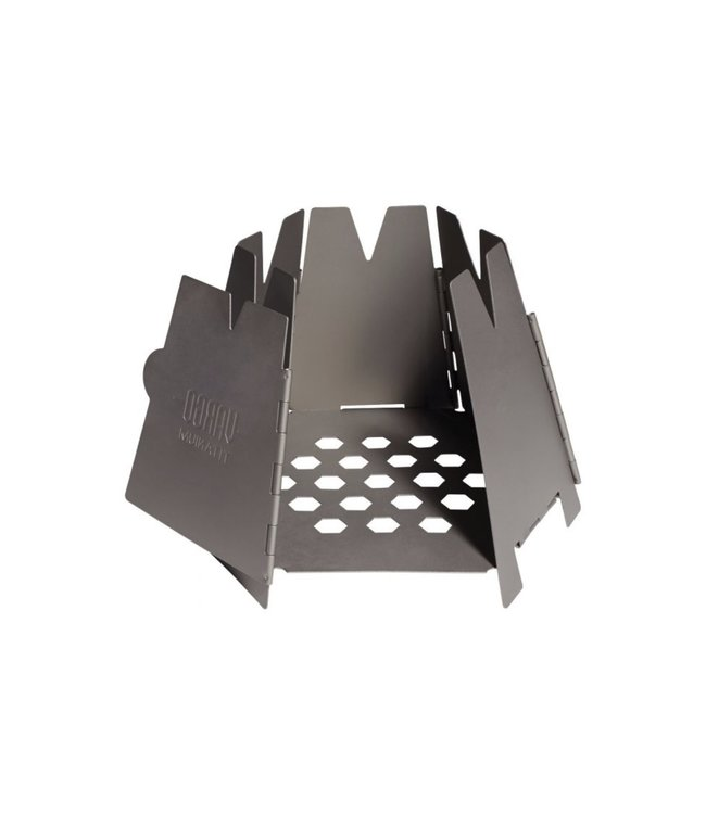 Vargo Vargo Titanium Hexagon Wood Stove