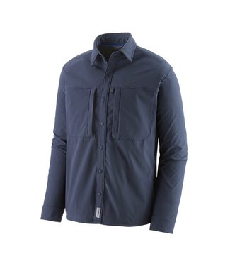 Patagonia Patagonia Men's Long Sleeve Snap-Dry Shirt