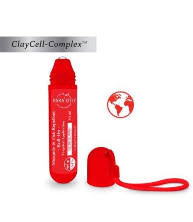 Para'Kito Para'Kito Mosquito Protection Roll - Red