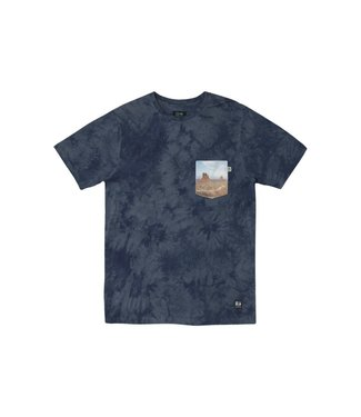 HIPPYTREE Hippytree Butte Cloud Wash Tee