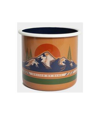 United By Blue United By Blue Enamel Steel Mug 22oz