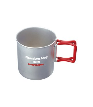 Evernew Evernew Titanium Mug 400FH (Made In Japan)