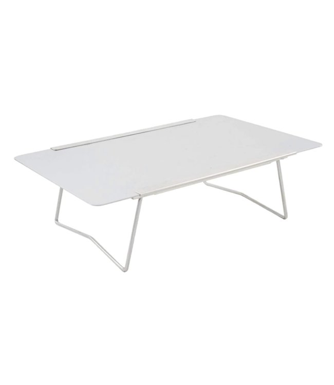 Evernew Evernew Aluminium Table/Fire (Made In Japan)