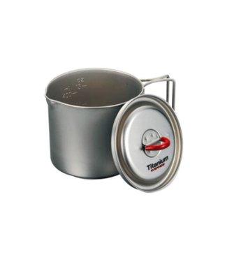 Evernew Evernew Titanium  Mug Pot 0.5L