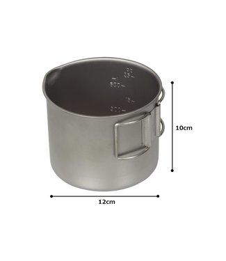 Evernew Evernew Titanium  Mug Pot 0.9L
