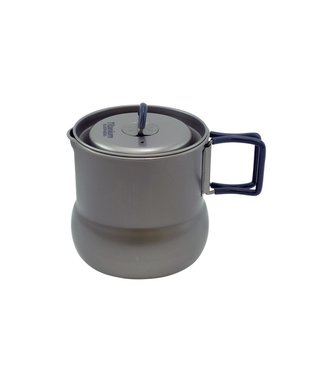 Evernew Evernew Titanium Tea Pot 0.5L (Made In Japan)
