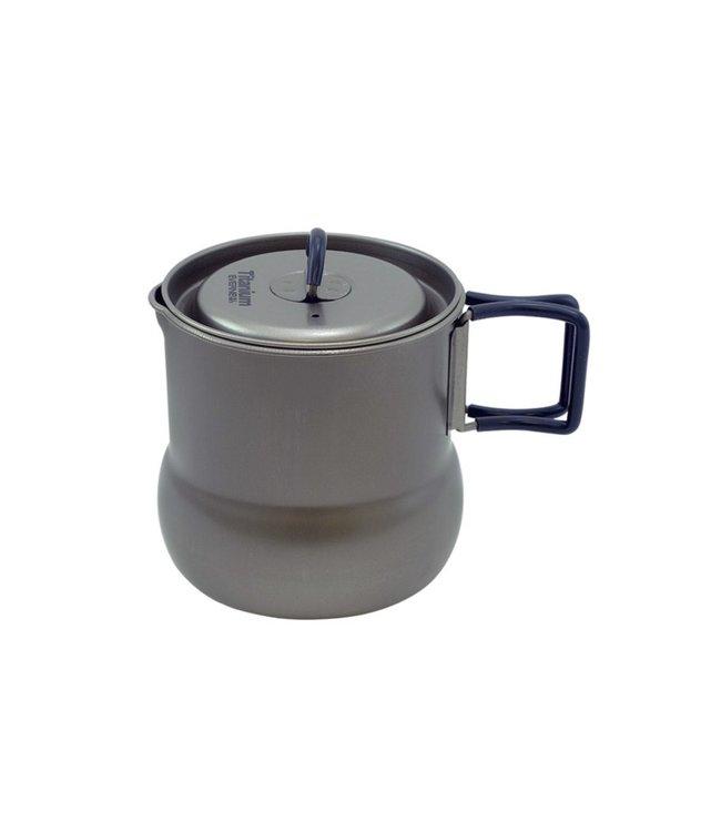 Evernew Evernew Titanium Tea Pot 0.5L (Made In Japan)