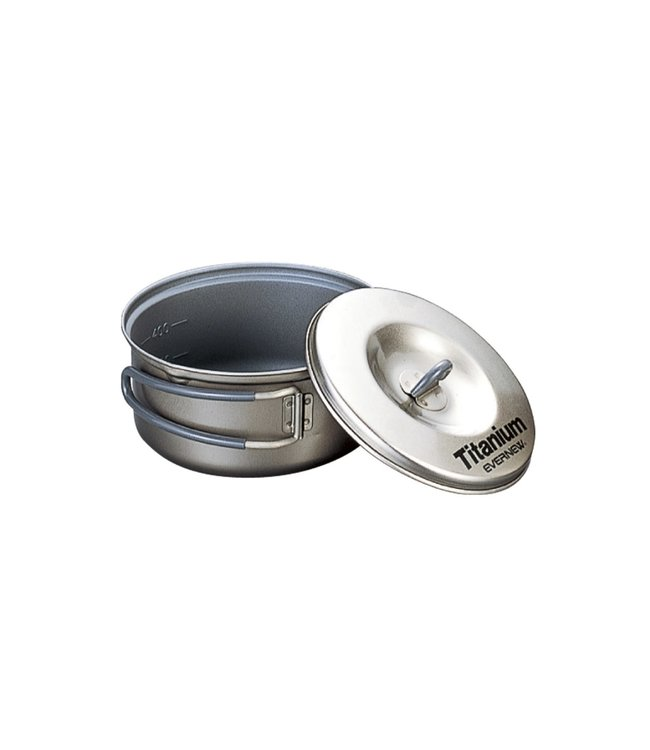 Evernew Evernew Titanium NS Pot 0.6L (Made In Japan)