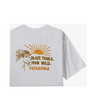 Patagonia Patagonia Men's Blaze 'Em Responsibili-Tee