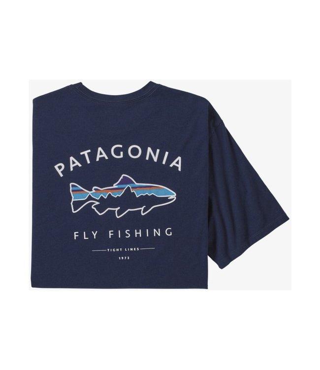 Patagonia Patagonia Men's Framed Fitz Roy Trout Organic T-Shirt