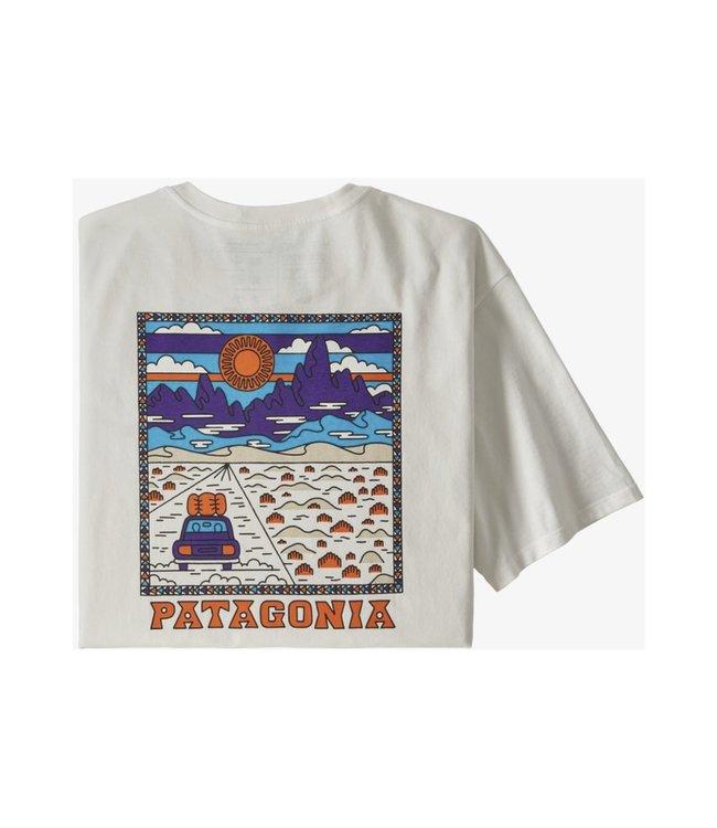 Patagonia Patagonia Men's Summit Road Organic T-Shirt