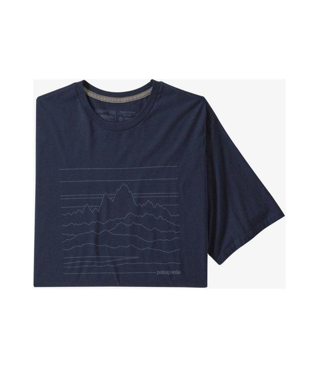 Patagonia Patagonia Men's Up High Endurance Organic T-Shirt
