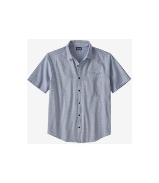 Patagonia Patagonia Men's Organic Cotton Slub Poplin Shirt
