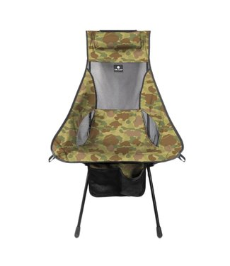 Owl Camp Owl Camp Camouflage High Back Chair