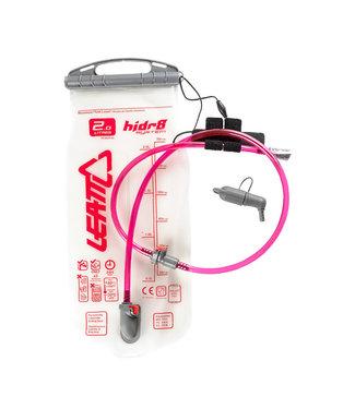 Leatt Leatt Bladder Flat CleanTech 2L (70oz) w tube and bite valve