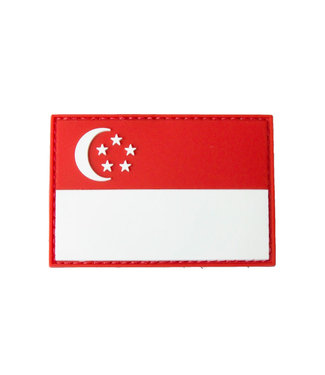 Patchlab Patchlab Singapore Flag Patch