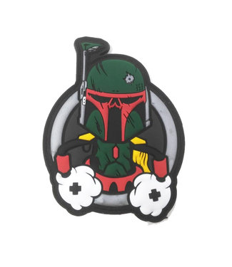 Patchlab Patchlab SKULL FACED FETT