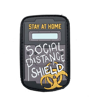 Patchlab Patchlab SOCDIST Hippo - Shield