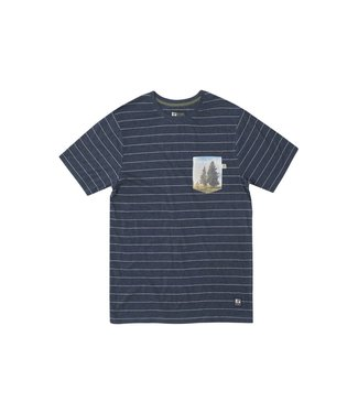 HIPPYTREE Hippytree Twin Pines Knit Tee