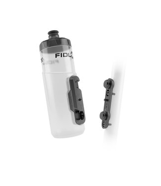 Fidlock Fidlock Twist Bottle 600ml with Bottle Connector with Bike base