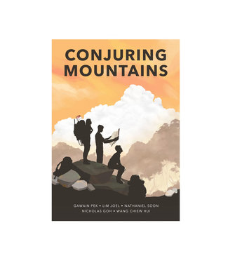 Books NUS Mountaineering : Conjuring Mountains Book