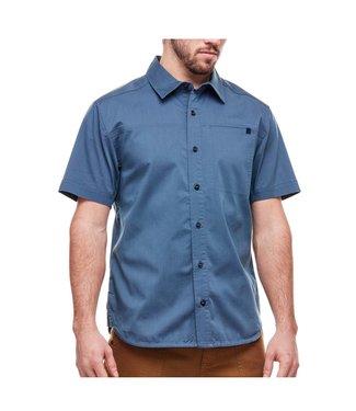 Black Diamond Black Diamond Men's Short Sleeve Stretch Operator Shirt