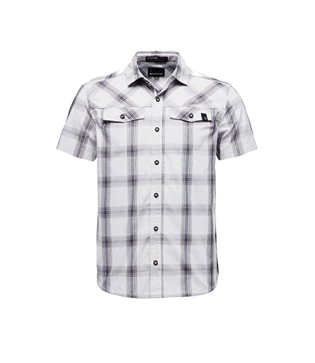 Black Diamond Black Diamond Men's Short Sleeve Benchmark Shirt