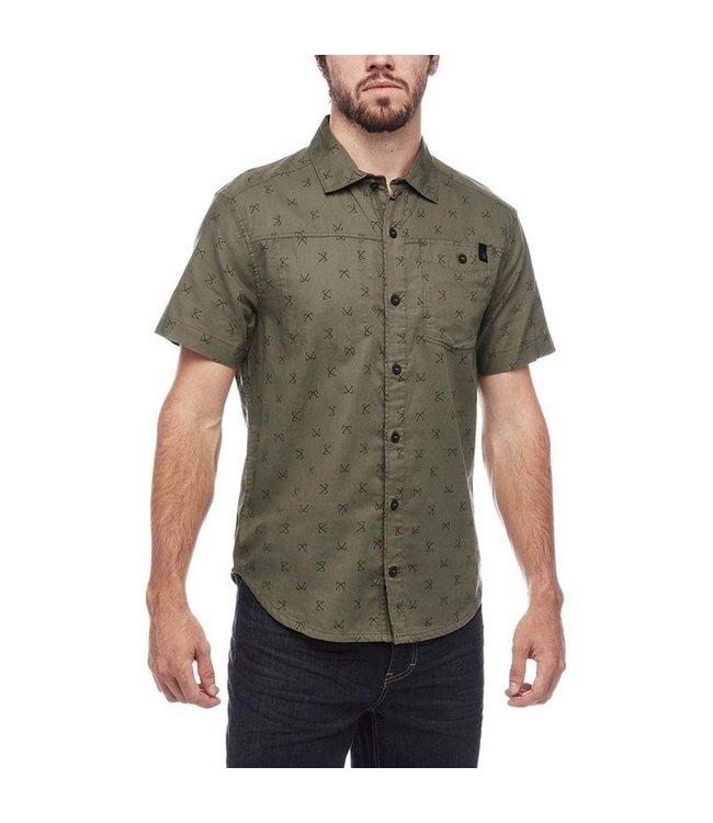 Black Diamond Black Diamond Men's Short Sleeve Solution Shirt