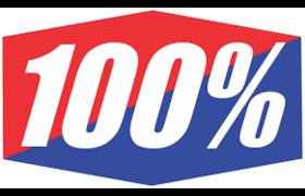 100% 100 Percent