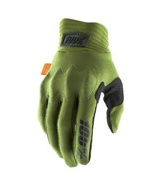 100% 100 Percent 100% Cognito D30 Gloves