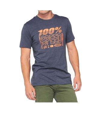 100% 100 Percent 100% 100 Percent Trademark T-shirt