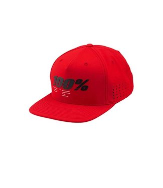 100% 100 Percent 100% Drive Snapback Hat