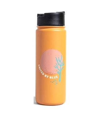 United By Blue United By Blue Desert Sun Insulated Steel Travel Bottle 18oz