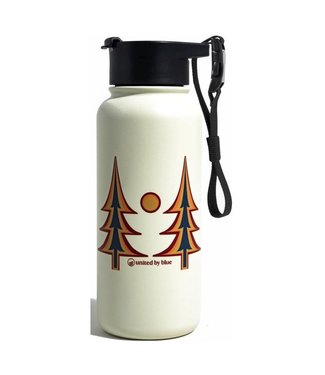 United By Blue Trippy Tree Insulated Steel Bottle 32oz